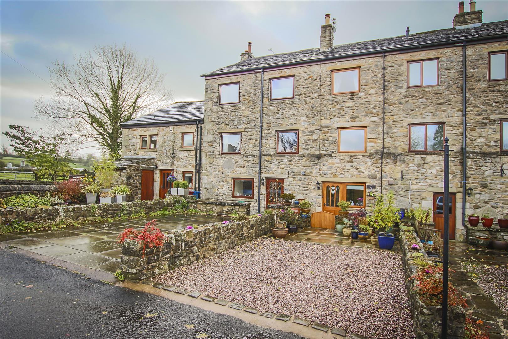 3 Bedroom Cottage For Sale - Rear Elevation